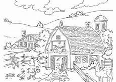 Ausmalbilder Tiere Vom Bauernhof Ausmalbilder Bauernhof Ausmalbilder F 252 R Kinder