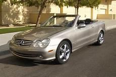 2004 Mercedes Clk 320 Convertible 158299