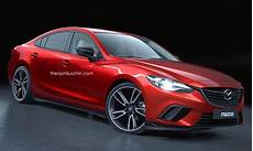 New Mazda6 Mps Mazdaspeed6 Would Look Cool But Won T