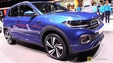 2020 volkswagen t cross r line exterior and interior
