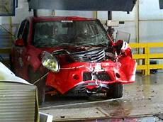 Crash Test Dacia Sandero Diesel Euro5