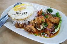 penang belacan chicken pinang delicious food court macalister road