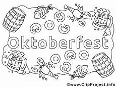 Bilder Zum Ausmalen Oktoberfest Oktoberfest Malvorlage Gratis