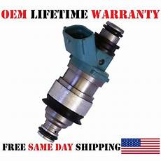 89 toyota camry fuel filter location 1x oem denso 23250 20010 fuel injector for 1994 2001 toyota camry 3 0l v6 refurbished