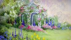 Free Desktop Wallpaper Flower Garden by Flower Garden Wallpapers Best Wallpapers