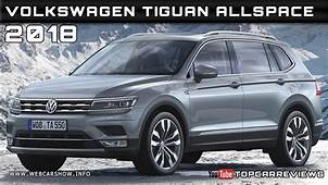 2018 Volkswagen Tiguan Allspace Review Rendered Price