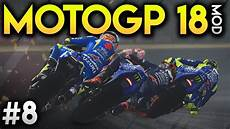 motogp 2018 mod career mode gameplay part 8 gp brno 2018