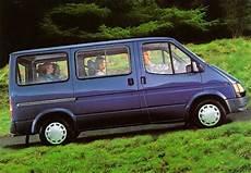 Fiche Technique Ford Transit 30 2 5 D 100 S 1991
