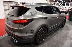 Hyundai Santa Fe Custom Hyundai Santa Fe Sport Santa Fe