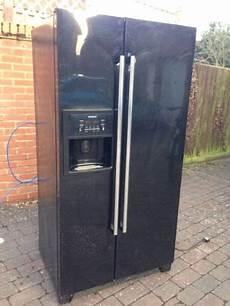 siemens american style side by side fridge freezer