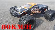 truck rc car maximus 1 8 80km h 4wd brushless