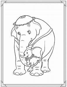 Gratis Malvorlagen Dumbo Ausmalbild Dumbo Dumbo Disney