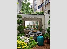 Urban Jungle ? How To Turn Your Terrace Into An Oasis