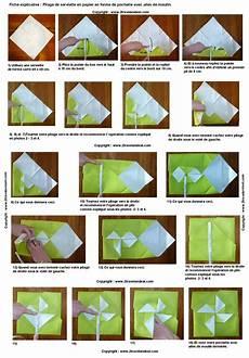 pliage serviette moulin a vent pin by yamde jeanne on servilletas pliage serviette