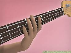 start guitar how to start the bass guitar 11 steps with pictures