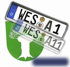 Wechsel Kennzeichen Ab 1 Juli Aber Nicht F 252 R Lau Wesel