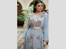 Caftan 2018   Robes Marocaines de Luxe Glamour