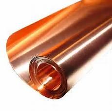 copper sheet 10 mil 12 quot 4 1 rolled copper sheet craft copper tooling copper copper foil