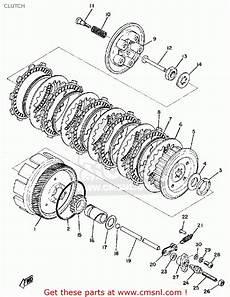 1975 yamaha dt 125 wire schematic yamaha dt125 1975 usa clutch schematic partsfiche