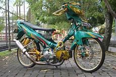 Modifikasi Motor Jupiter Z 2018 by Modifikasi Yamaha Jupiter Z Bulus Doyan Ngebut Otoinfo Id