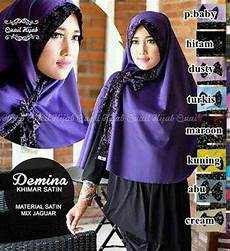 Photo Model Satin Untuk Pesta Modernhijab77