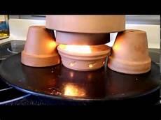 tea light candle heater