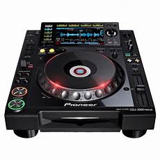 Sound Products Cd Player Pioneer Cdj 2000 Nexus