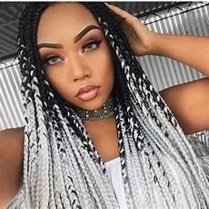 Photos Of Black Braided Hairstyles