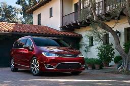 2018 Chrysler Pacifica Prices Specs Features And News