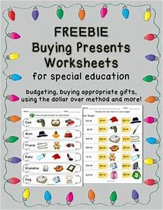 money worksheets special education 2325 december 2014 breezy special ed