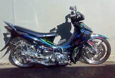 Modifikasi Motor Jupiter Z 2009 by Yamaha 4 Tak Motor Yamaha Modifikasi Kumpulan