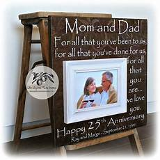 Ideas For Parents Wedding Anniversary