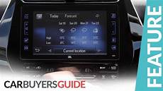 How To Use Toyota Touch 2 With Go In The Prius Phv