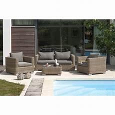 Salon Bas De Jardin Salon Bas De Jardin Montmartre R 233 Sine Tress 233 E Naturel 4