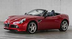 fca is selling a brand new alfa romeo 8c spider carscoops