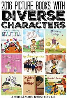 popular children s book characters list 2016 picture books with diverse characters