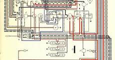 1600 Vw Engine Wiring Diagram by Wiring Diagram Vw Transporter The Samba Bay Pride
