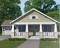 bungalow house plans with attached garage plan 50133ph craftsman bungalow with attached garage