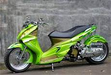Skywave Modif by Motor Sport Edition Modifikasi Suzuki Skywave 125 2009