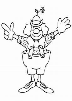 Lustige Ausmalbilder Fasching Malvorlage Clown Bilder F 252 R Schule Und Unterricht Clown