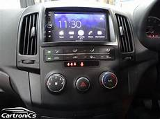 hyundai i30 sony radio upgrade
