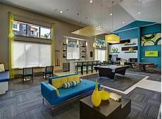 Apartment Community Ideas by Clubroom With Tables And Billiards At Amli At Barrett