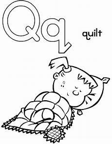 q for quilt coloring pages pattern design ideas