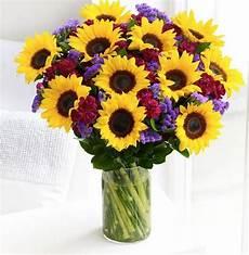 bouquet de tournesol 50 arrangements floraux romantiques en fleur de tournesol
