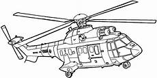 Malvorlagen Gratis Helikopter As 532 Airplane Coloring Pages Helicopter