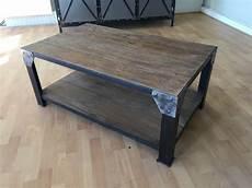 fabriquer table basse style industriel fabriquer table basse style industriel mobilier design