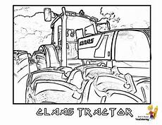 brawny tractor coloring pictures free tractor pictures