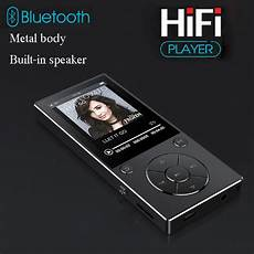 16gb Inch Bluetooth Player Built Speaker by Metal Bluetooth 4 0 16gb Built In Speaker With 2 4 Inch