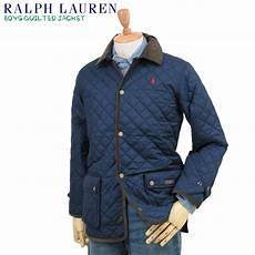 abjnuts polo by ralph boys quilted jacket us ralph