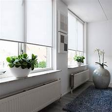 Fenster Gardinen Rollos - kassettenrollo in wei 223 sonnenschutz f 252 r gro 223 e fenster
